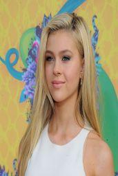 Nicola Peltz Wearing Calvin Klein  - Nickelodeon