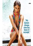 Nicole Faria – FHM Magazine (India) – March 2014 Issue