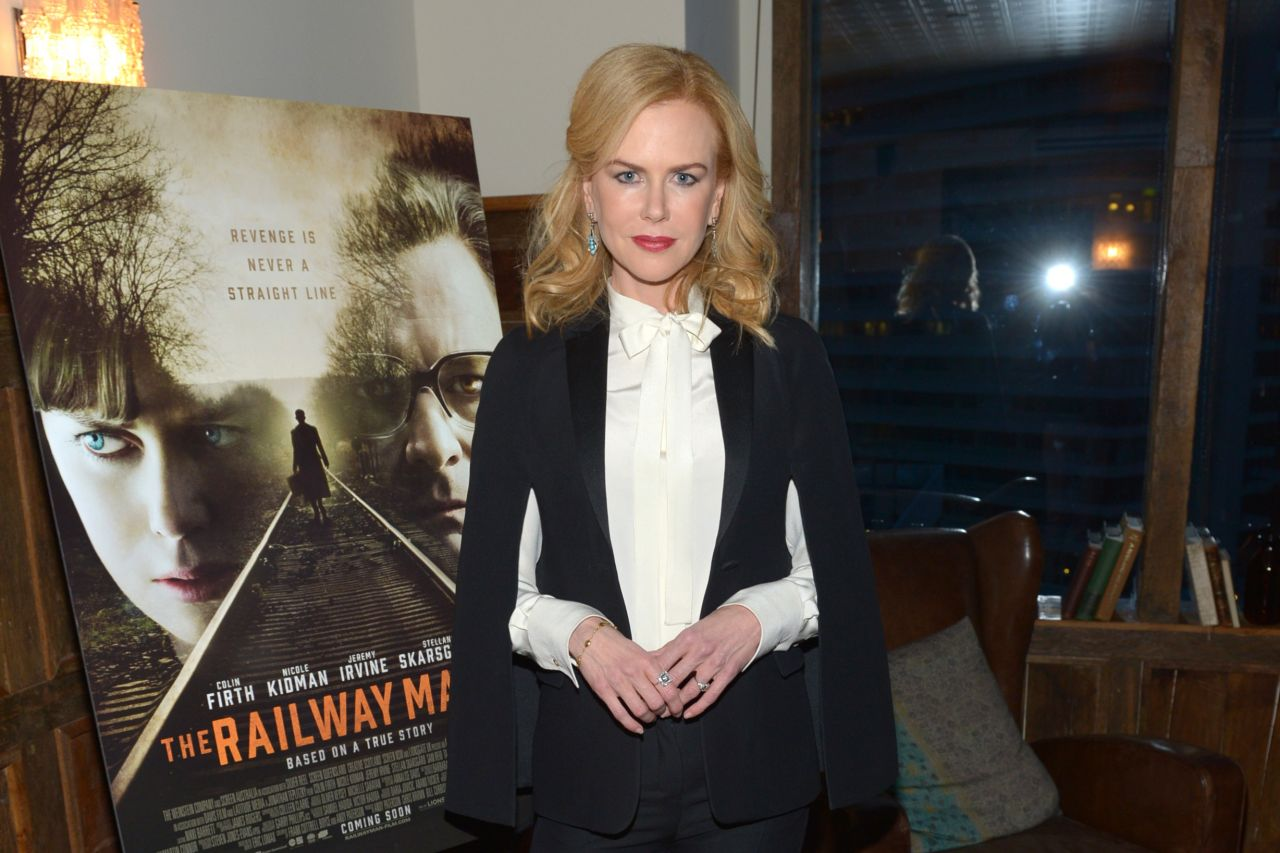nicole kidman the railway man special screening