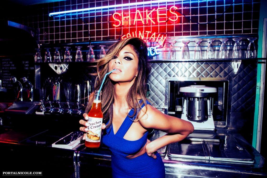 Nicole Scherzinger – 'Missguided' Photoshoot 2014