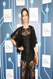 Nicole Trunfio in Dolce & Gabbana - 2014 ASTRA Awards in Sydney