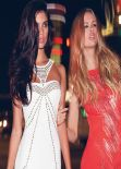 Nina Agdal and Sara Sampaio - BEBE Spring Fling : Destination Miami - March 2014 (+29)