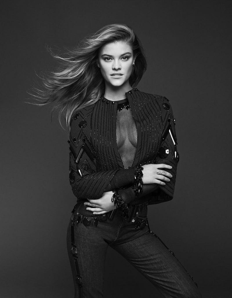 Nina Agdal - Editorialist Magazine - Spring/Summer 2014