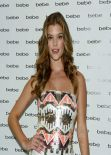 Nina Agdal in Miami - Bebe Sunglasses Launch - March 2014