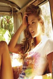 Nina Agdal - OP Swimwear : Sunshine State of Mind - Spring/Summer 2014