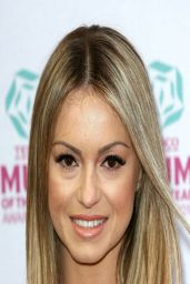 Ola Jordan - Tesco Mum of the Year Awards 2014, London