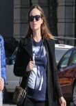 Olivia Wilde in New York City - March 2014