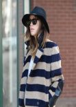 Olivia Wilde Street Style Out in New York City - March 2014