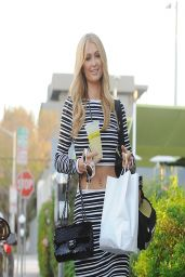 Paris Hilton in Beverly Hills - at Barneys New York and at Lemonade in March 2014