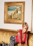 Paris Hilton - V Magazine - March 2014 Issue