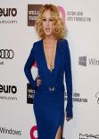 Paulina Rubio at 2014 Elton John Oscar Party