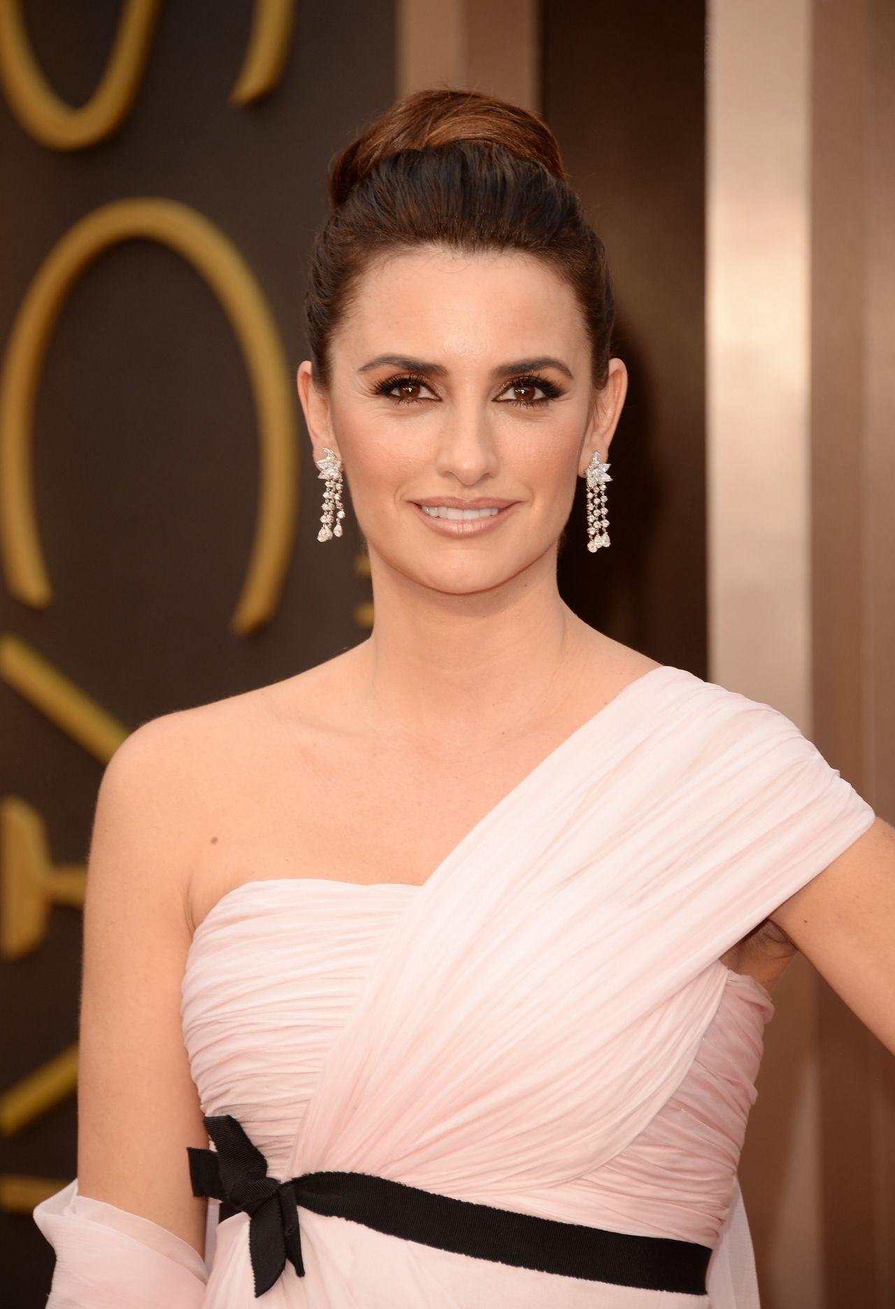 Penélope Cruz - 86th Annual Oscars in Hollywood