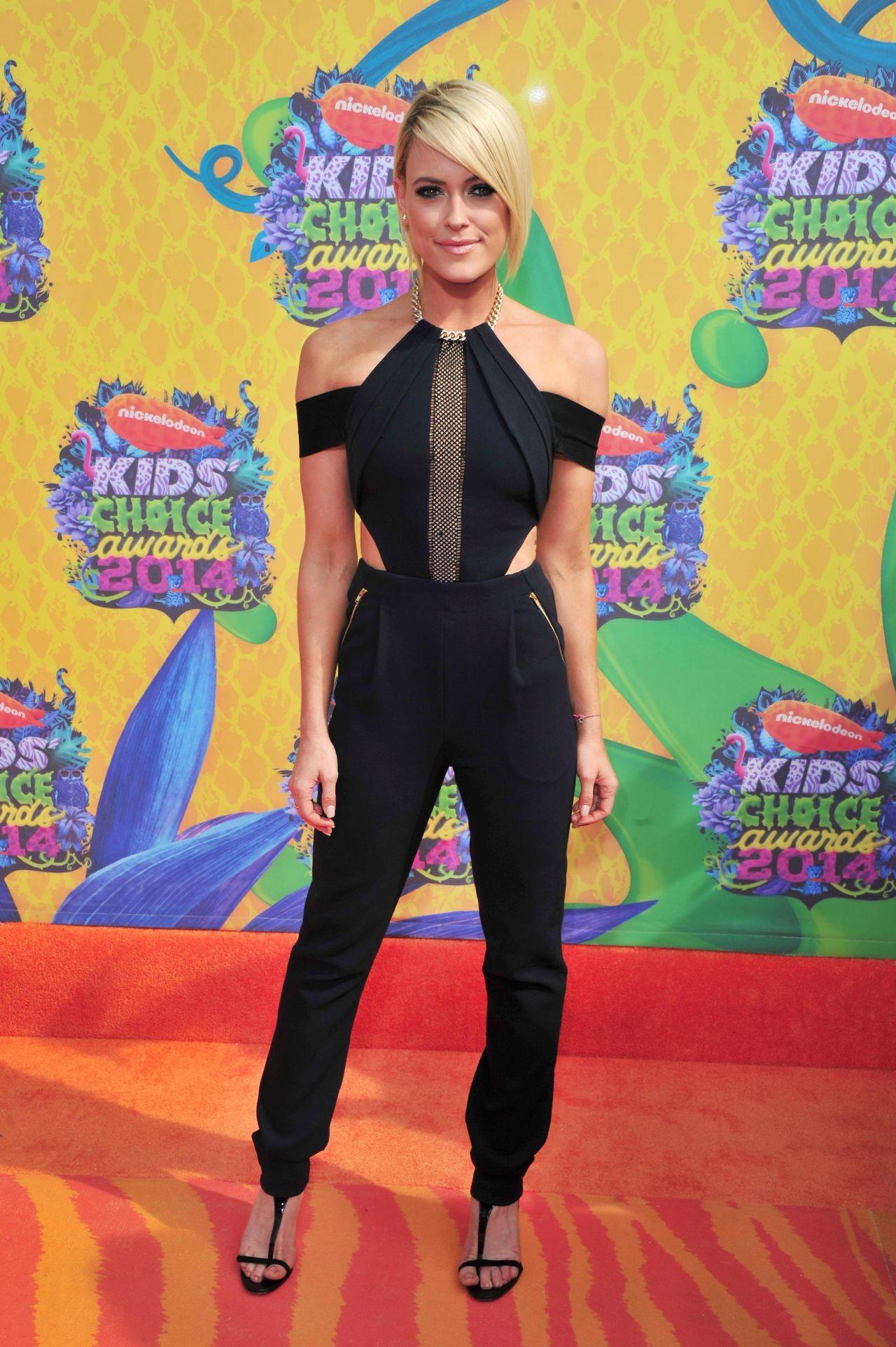 Peta Murgatroyd - Nickelodeon's Kids' Choice Awards 2014