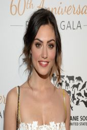Phoebe Tonkin - Humane Society Gala 2014