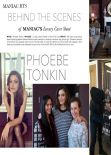 Phoebe Tonkin - Maniac Magazine - April 2014 Issue
