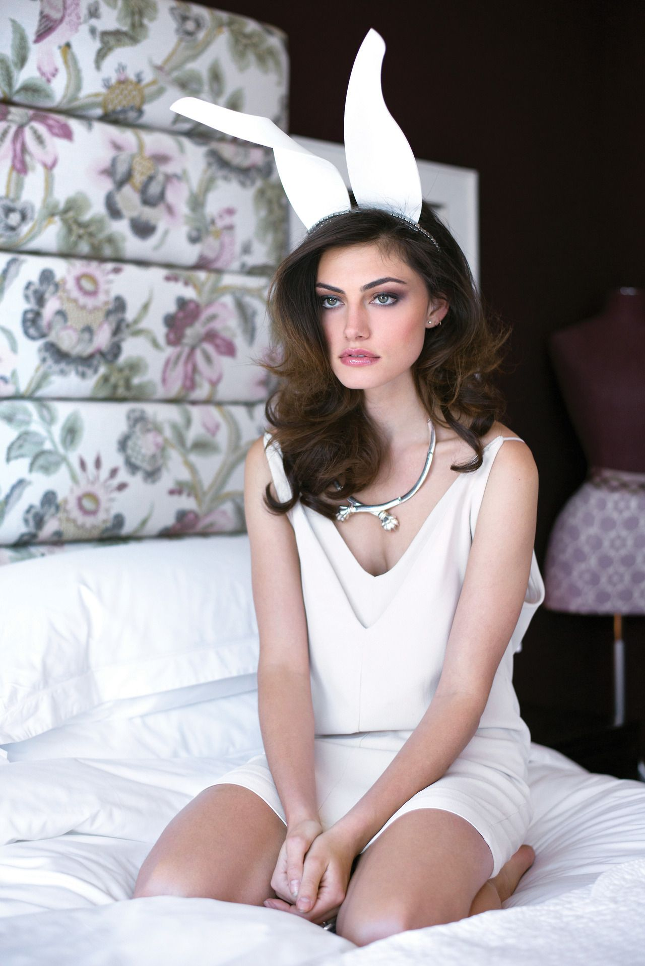 Phoebe Tonkin - Photoshoot for Maniac Magazine March/April ...