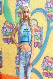 Pia Mia Perez - Nickelodeon