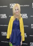 Pixie Lott Attend Karl Lagerfeld Store Opening in London - March 2014