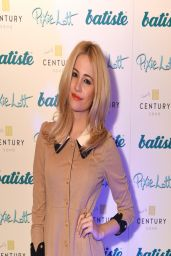 Pixie Lott - Launches Batiste Dry Shampoo - London, March 2014
