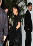 Rachael Leigh Cook Night Out Style - Leaving the Chateau Marmont in West Hollywood, March 2014