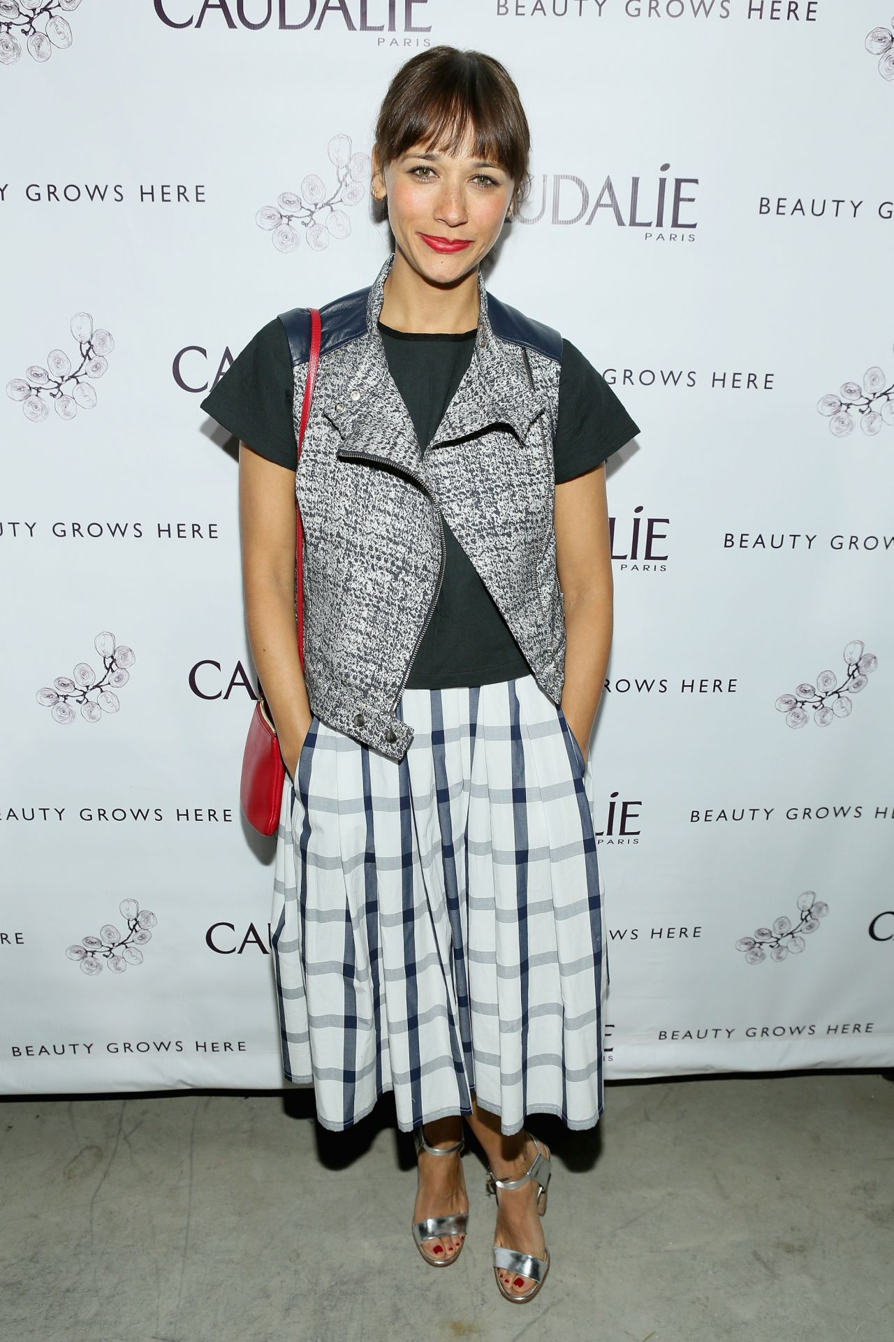 Rashida Jones at the Caudalie Boutique Spa Grand Opening - March 2014
