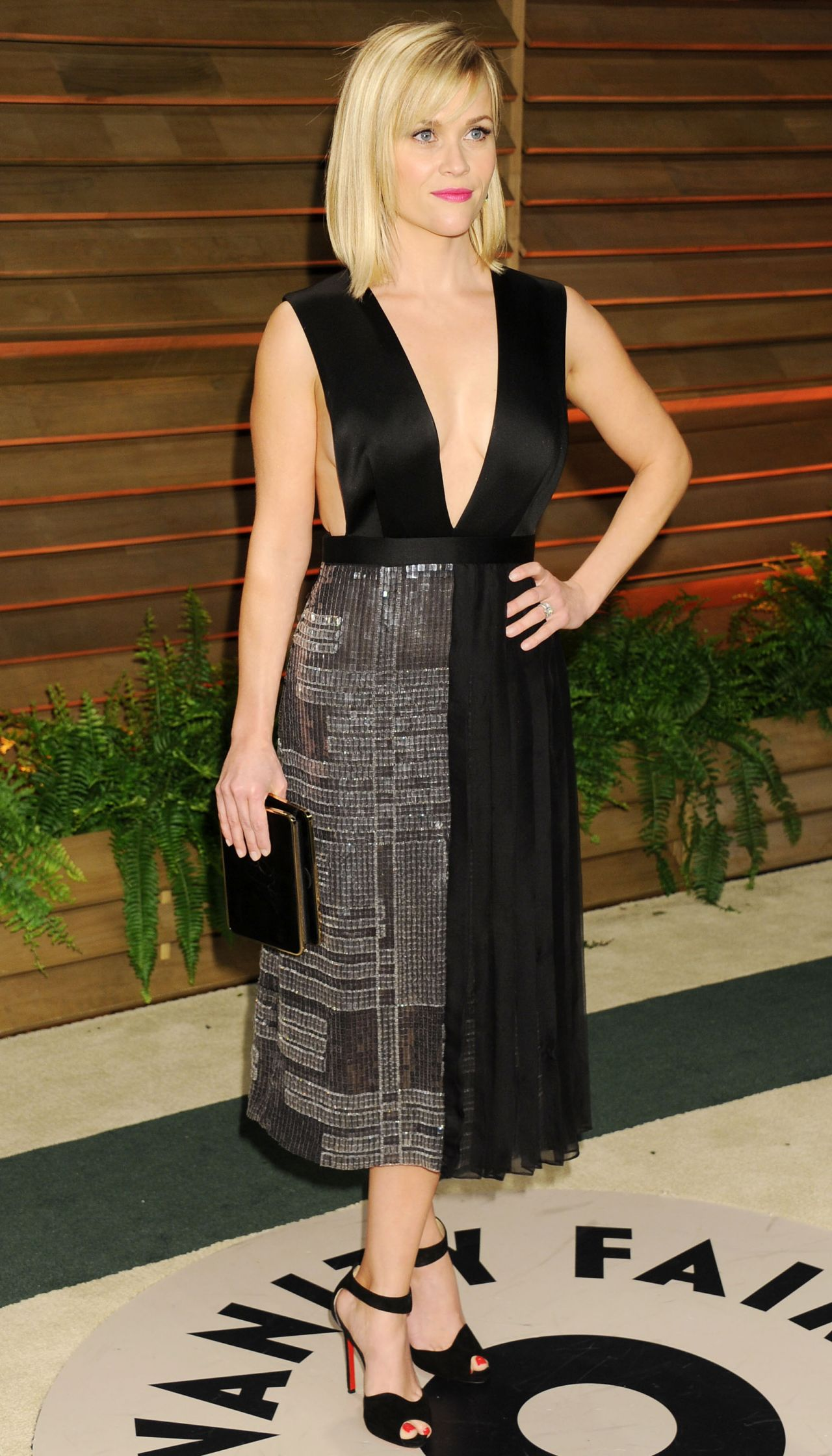 Reese Witherspoon 2014 Vanity Fair Oscars Party