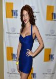 Renee Olstead at TMG International 2014 in Beverly Hills