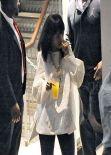 Rihanna in London - Spotted Leaving Cirque Le Soir Club, March 2014