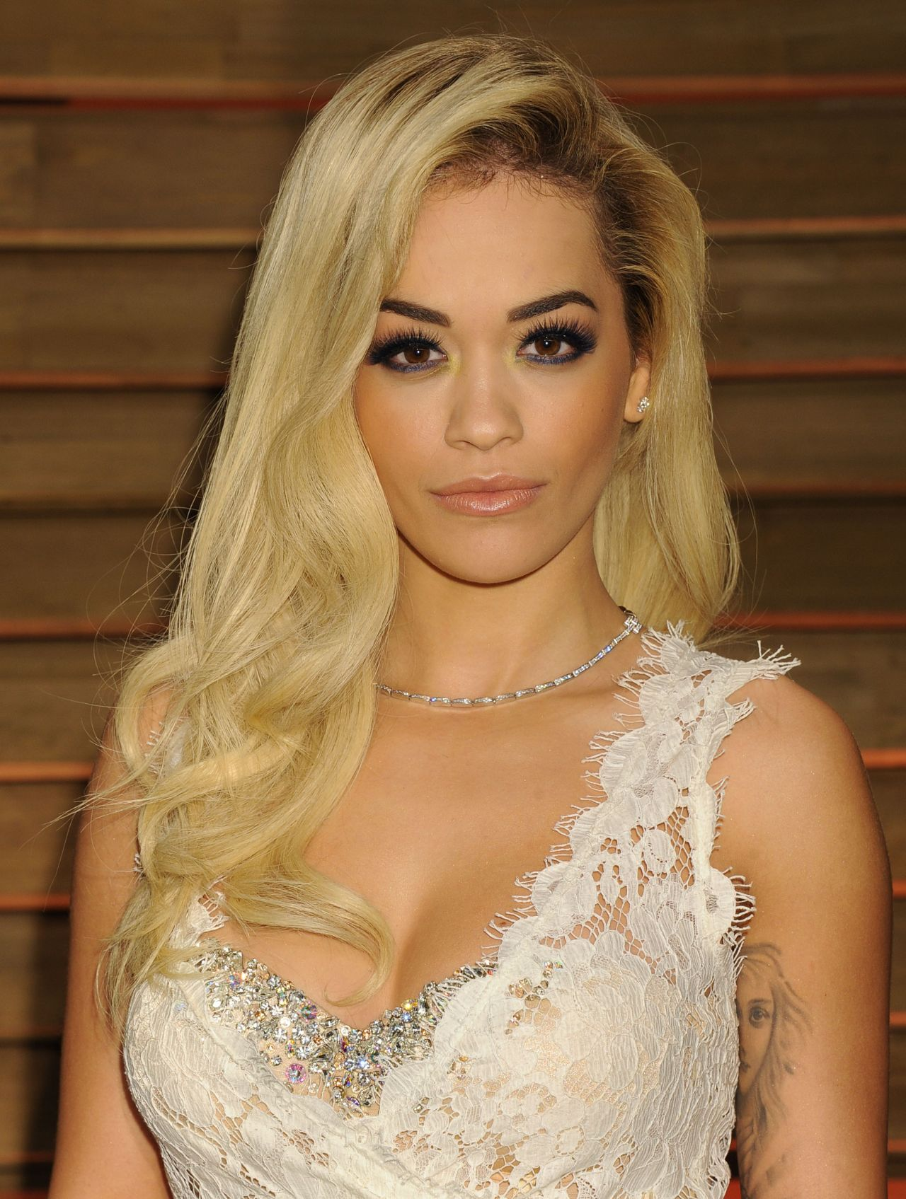 Rita Ora - 2014 Vanity Fair Oscars Party
