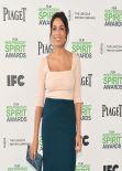Rosario Dawson Wearing Narciso Rodriguez - 2014 Film Independent Spirit Awards