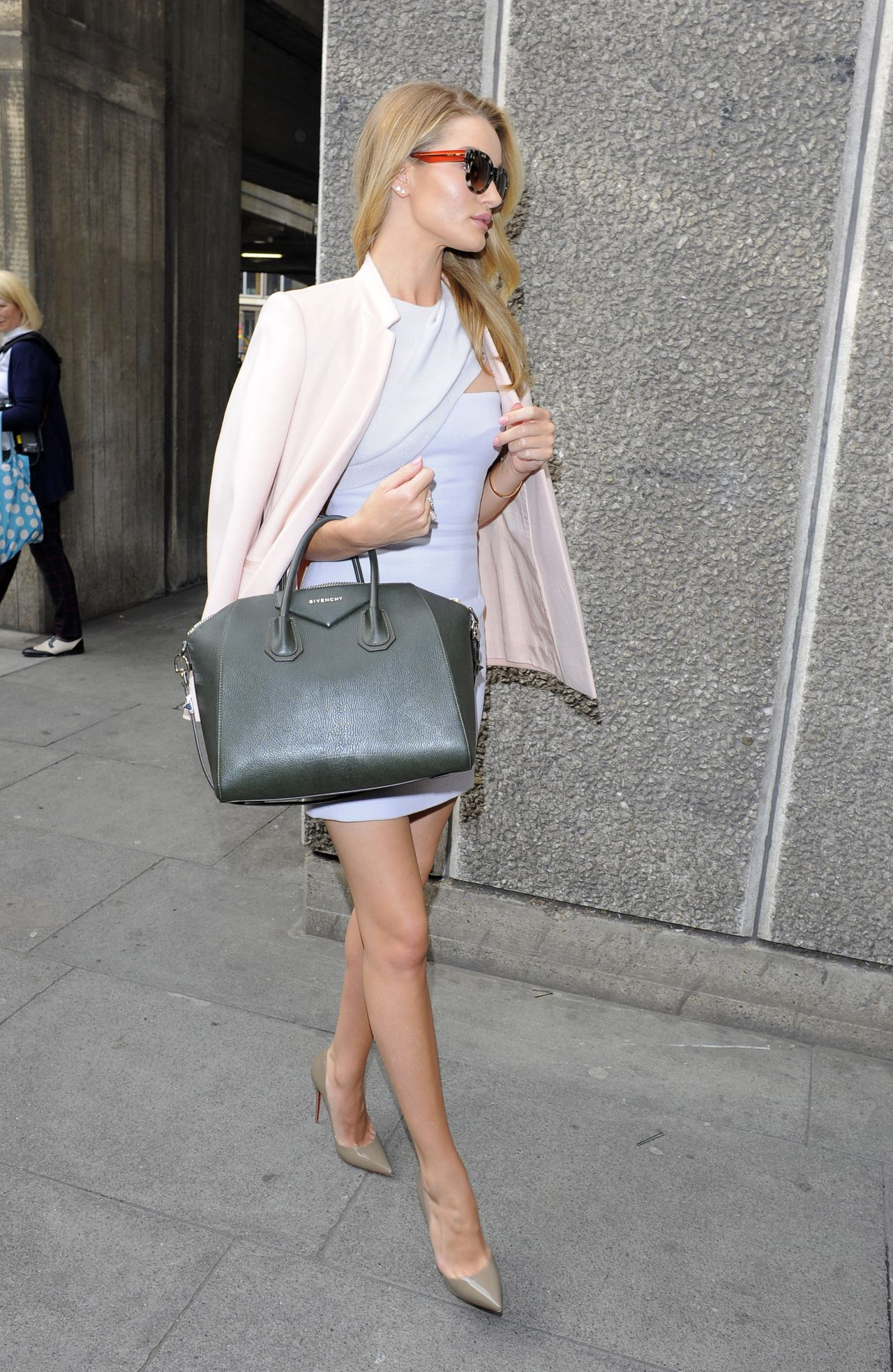 Rosie Huntington-Whiteley - The Vogue Festival 2014 in London