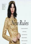 Ruby Aldridge - Amica Magazine - March 2014 Issue