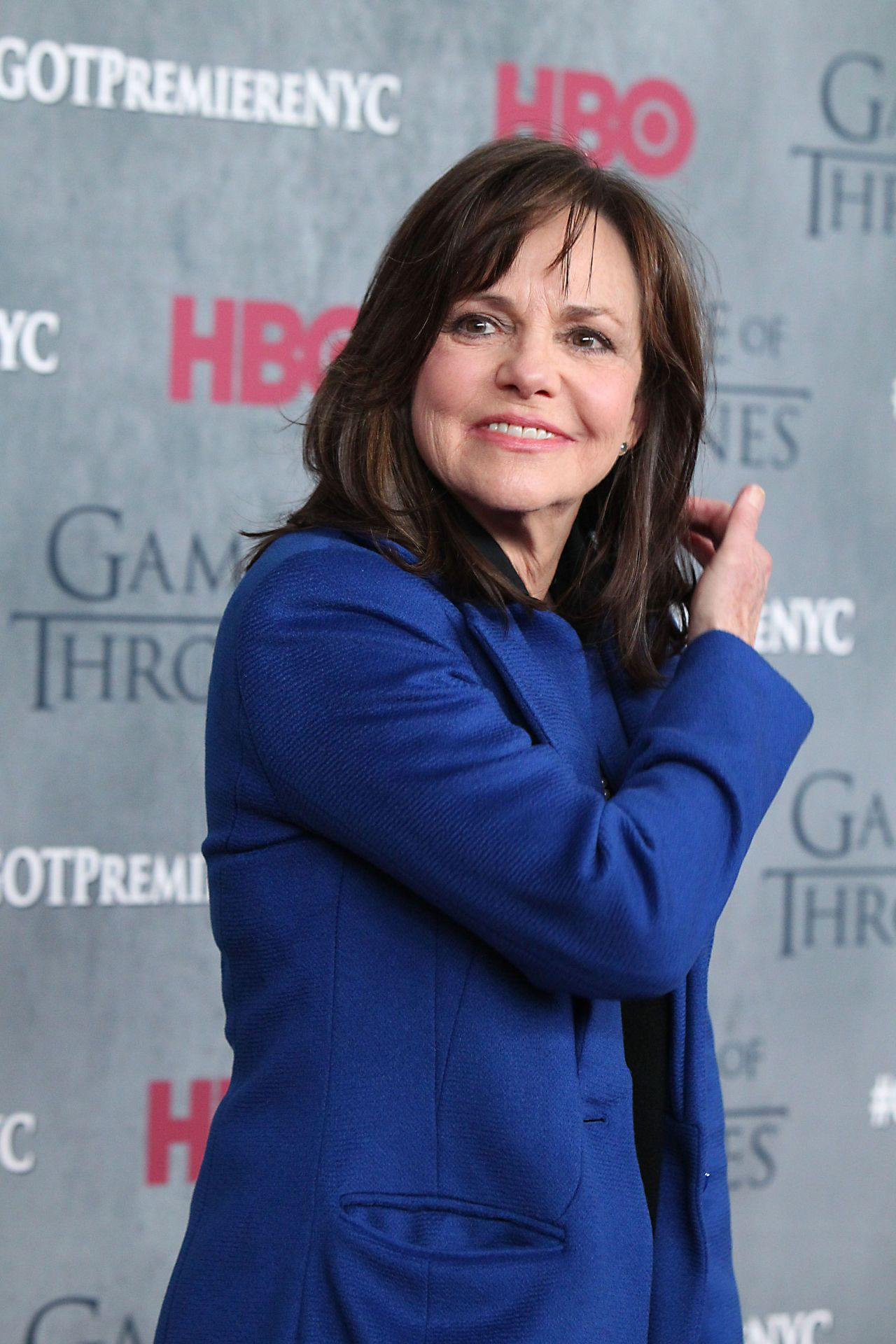 sally field on red carpet �game of thrones� season 4