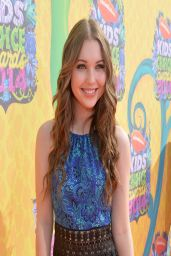 Sammi Hanratty - Nickelodeon's Kids' Choice Awards 2014 in Los Angeles