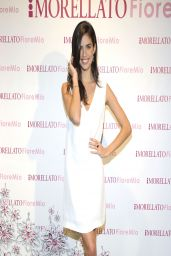 Sara Sampaio in Italy - Morellato FioreMio Jewelry Photocall in Milan