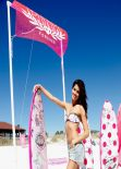 Sara Sampaio - PINK Nation Spring Break Beach Party - Destin, Florida - March 2014