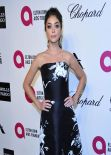 Sarah Hyland Cute Pics from 2014 Elton John Oscar Party
