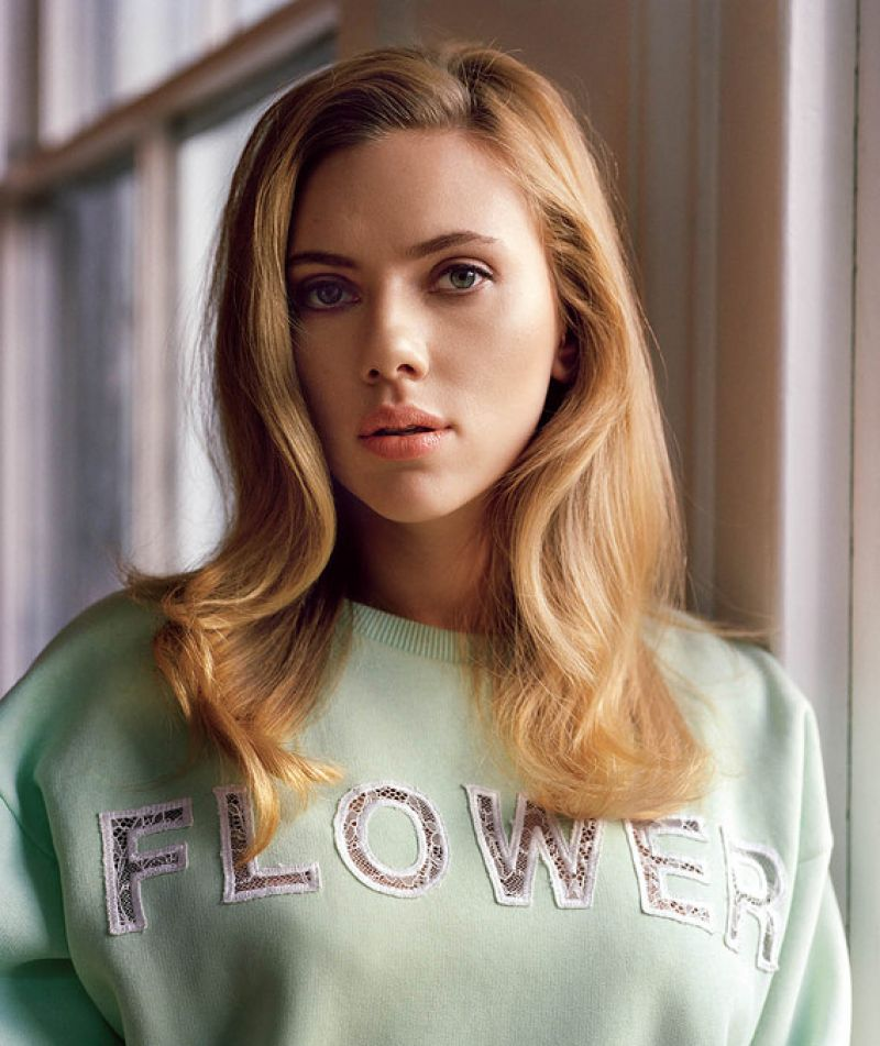 Scarlett Johannson - WSJ Magazine April 2014 Issue (by Alasdair McLellan)