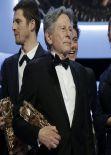 Scarlett Johansson at Cesar Film Awards in Paris - Part 2