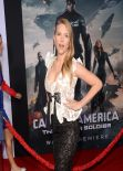 Scarlett Johansson - 'Captain America: The Winter Soldier' Premiere in Hollywood