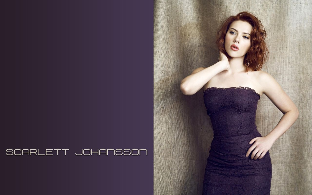 Scarlett Johansson Hot Wallpapers 20-4955