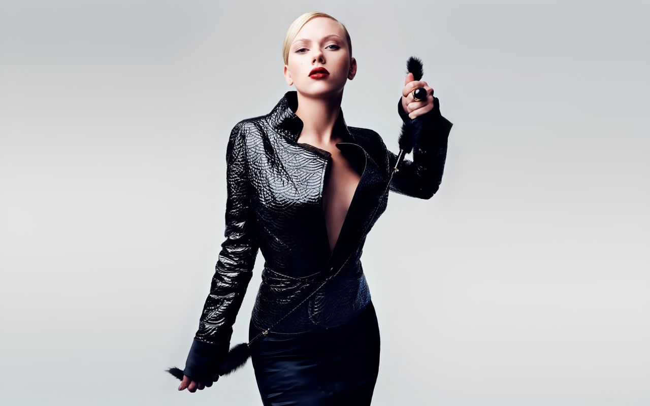Scarlett Johansson Hot Wallpapers 20