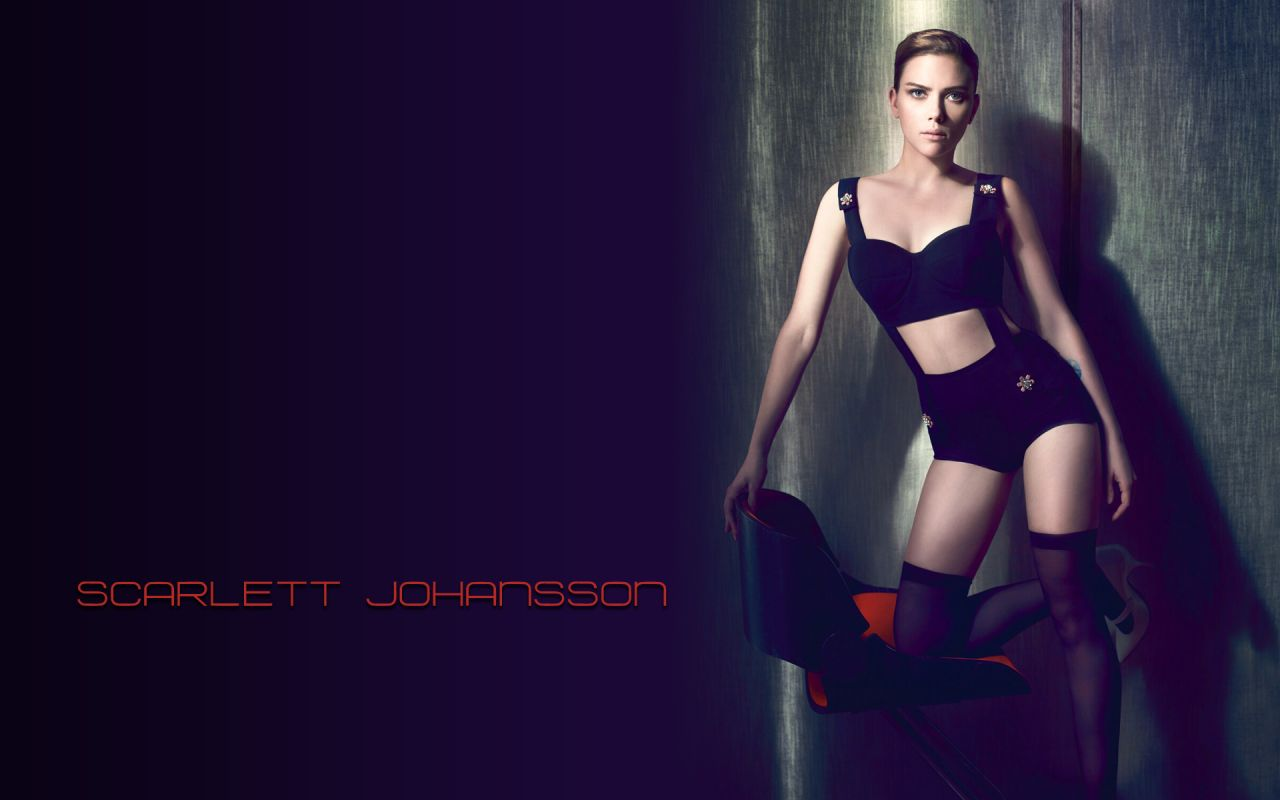 Scarlett Johansson Hot Wallpapers 20-2970