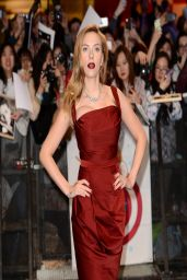 Scarlett Johansson in Vivienne Westwood Dress -
