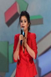 Selena Gomez - We Day California in Los Angeles, March 2014