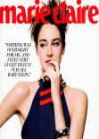 Shailene Woodley - Marie Claire Magazine - April 2014 Issue