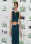 Shailene Woodley Wearing Lyn Devon - 2014 Film Independent Spirit Awards
