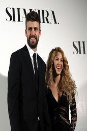 Shakira - 2014 Album Photocall in Spain