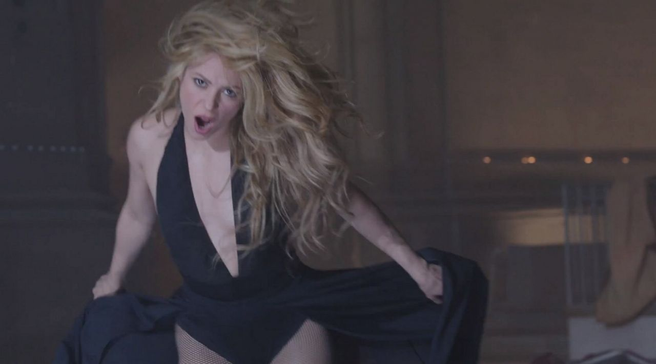 Shakira remember to forget you quotsexy editquot - 3 7