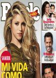 Shakira - People en Espanol Magazine (USA) - Aprile 2014 Cover